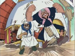 One Piece / ��� ��� - 25 ����� [Shachiburi]